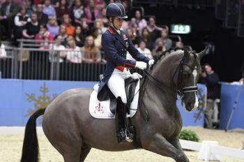 London International Horse Olympia 2014