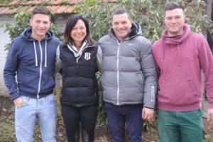 Fabio, Brigitte, Niklaus, Marco Rutschi (1)
