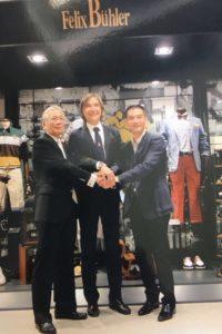 Die Eröffnung des 1. Ladens in China!