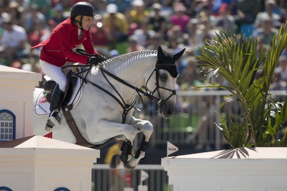 Michaels-Beerbaum Meredith, GER, Fibonacci 17 Olympic Games Rio 2016 © Hippo Foto - Dirk Caremans 14/08/16