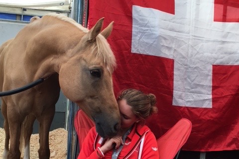 Pony-EM Dressur in Vilhelmsborg (DEN). Ein Erlebnisbericht.