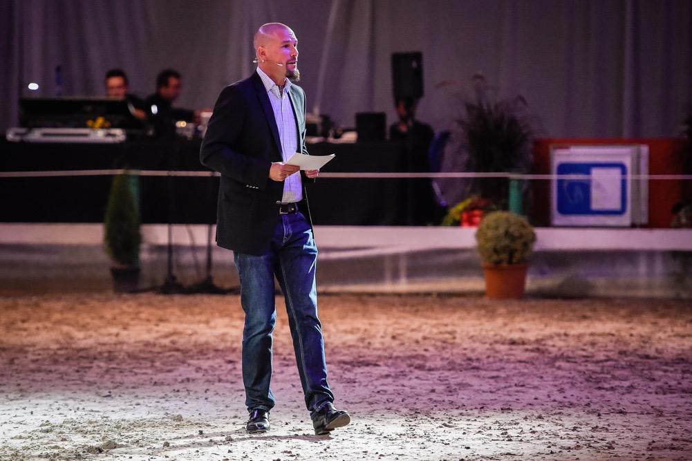Thomas Meyer, OK-Präsident der Sportfohlenauktion Sursee