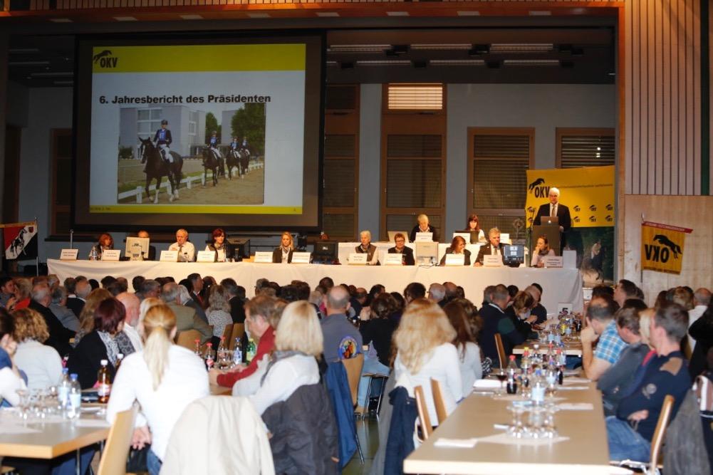 Delegiertenversammlung OKV: 300 Reitervertreter informieren sich in St. Moritz