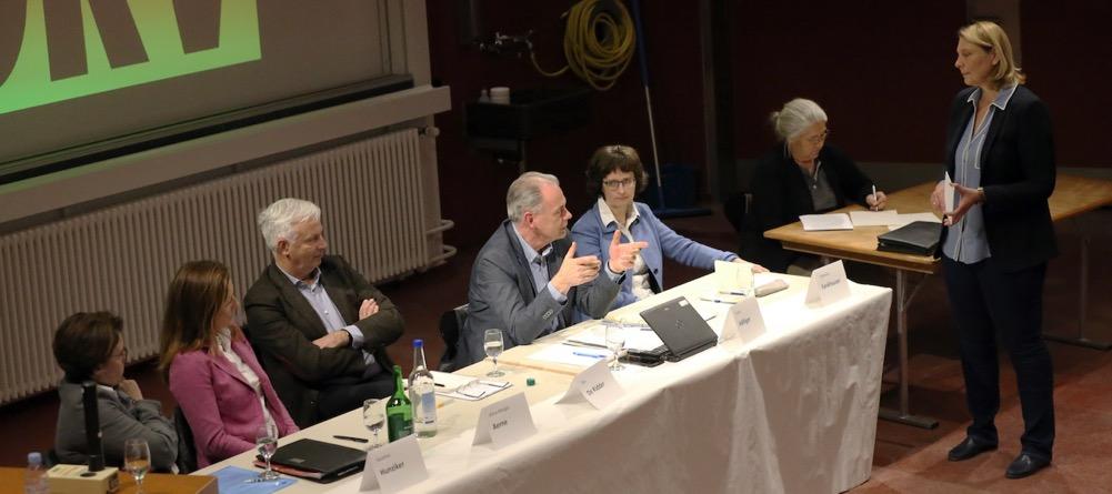 Podiumsdiskussion: Dressur Schweiz in der Kritik – Sektion mit Opposition konfrontiert